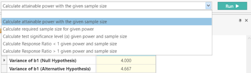 Sample Size Calculator Example- nQuery- Example 19- Img 04- Poisson Regression